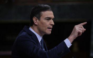 Πέδρο Σάντσεθ για φυγή Χουάν Κάρλος από την Ισπανία: Οι θεσμοί δεν κρίνονται, οι άνθρωποι κρίνονται