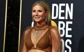 Χρυσές Σφαίρες 2020: Η σέξι εμφάνιση της Γκουίνεθ Πάλτροου έγινε αντικείμενο σχολιασμού