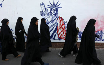Ολομέτωπη επίθεση Ιράν σε ΗΠΑ: «Κράτος τρομοκράτης, θα στηρίξουμε τον ένοπλο παλαιστινιακό αγώνα»