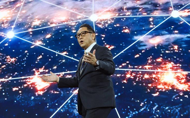 Τα σχέδια της Toyota να κατασκευάσει μια μίνι «πόλη του μέλλοντος» – Newsbeast