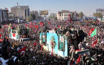 Η Τεχεράνη προειδοποιεί το Λονδίνο στην περίπτωση νέας «πρόκλησης»
