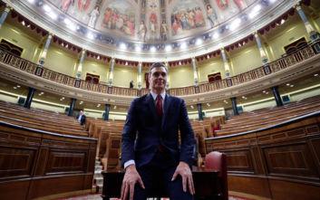 Ισπανία: Ορκίστηκε πρωθυπουργός ενώπιον του βασιλιά ο Πέδρο Σάντσεθ