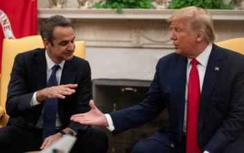 Συνάντηση Τραμπ - Μητσοτάκη: Τα F-35, η επιστροφή τζιχαντιστών στην Ελλάδα και οι συζητήσεις με τον Ερντογάν