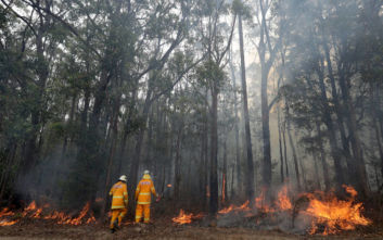 Φωτιές στην Αυστραλία: Έκκληση των αρχών σε 250.000 πολίτες να εγκαταλείψουν τα σπίτια τους
