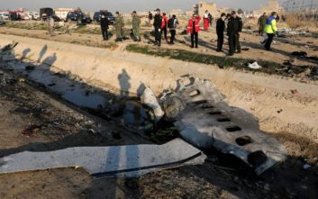 Τριντό: Δεν αποκλείω κανένα ενδεχόμενο για την πτώση του Boeing στην Τεχεράνη