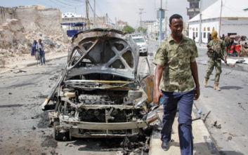 Σομαλία: Έκρηξη παγιδευμένου αυτοκινήτου στο Μογκαντίσου, τέσσερις νεκροί