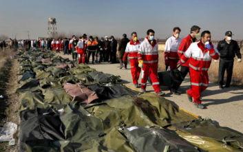 Νέα στοιχεία για το αεροσκάφος που συνετρίβη στο Ιράν: Επέστρεφε στο αεροδρόμιο εξαιτίας «προβλήματος»