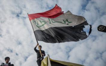 Ιράκ: Χιλιάδες αντικυβερνητικοί διαδηλωτές καταγγέλλουν το Ιράν και τις ΗΠΑ