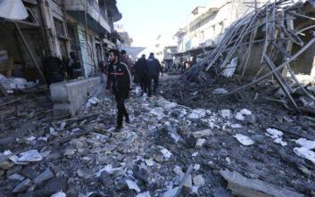 Συρία: Τουλάχιστον 21 άμαχοι νεκροί το τελευταίο 24ωρο στην επαρχία Ιντλίμπ