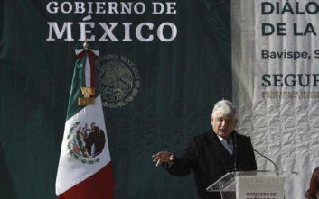 Σε λαχειοφόρο αγορά το αεροσκάφος του προέδρου του Μεξικού