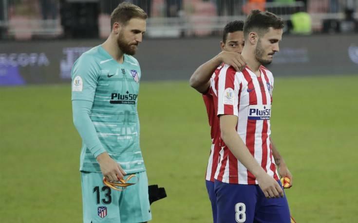 La Liga – Κορονοϊός: Χάνει τουλάχιστον 70 εκατ. ευρώ η Ατλέτικο Μαδρίτης αν λήξει πρόωρα η σεζόν 1