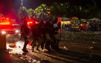 Ρεκόρ θανάτων από αστυνομική βία το 2019 στο Ρίο ντε Τζανέιρο