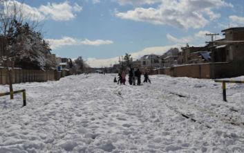 Χιονοστιβάδες προκάλεσαν τον θάνατο 57 ανθρώπων στο Πακιστάν