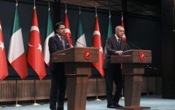 Η Ιταλία διαψεύδει τον Ερντογάν για τις γεωτρήσεις στη Λιβύη