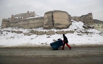 Αφγανιστάν: 39 νεκροί από το σφοδρό κύμα κακοκαιρίας