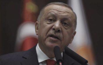 Ερντογάν: Οι επιτυχίες σε ανατολική Μεσόγειο και Λιβύη γέννησαν τις φήμες πραξικοπήματος