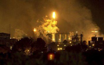 Έκρηξη στην Ισπανία: Ένας νεκρός και ένας αγνοούμενος στο εργοστάσιο χημικών