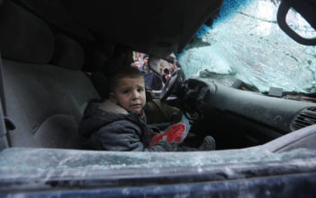 Ο θάνατος θερίζει τα μικρά παιδιά σε καταυλισμό προσφύγων στη Συρία