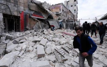 Συρία: 8 άμαχοι νεκροί μετά από επιδρομές