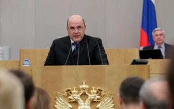 Ο νέος πρωθυπουργός της Ρωσίας παρουσίασε τις προτεραιότητες της κυβέρνησης του