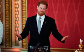 Πρίγκιπας Χάρι: Προλογίζει το ειδικό επετειακό επεισόδιο της σειράς «Τόμας το Τρενάκι»