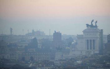 Τετραήμερο «φρένο» στα αυτοκίνητα ντίζελ επέβαλε η Ρώμη λόγω νέφους