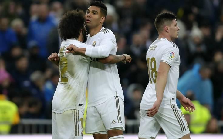 La Liga: Νίκη και κορυφή για την Ρεάλ Μαδρίτης