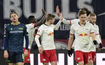 Bundesliga: Νίκη και +5 η Λειψία
