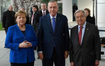 Τουρκία για διάσκεψη του Βερολίνου: Σημαντικό βήμα για την κατάπαυση πυρός