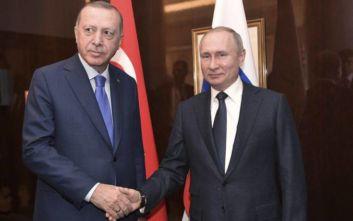 Ερντογάν: Η επιθετική στάση του Χαφτάρ πρέπει να τερματιστεί