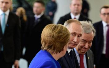 Πώς αξιολογούν Ρωσία και Κύπρος τη διάσκεψη του Βερολίνου για τη Λιβύη