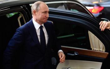 Ρωσία: Κατατέθηκε από τον Πούτιν το νομοσχέδιο που αλλάζει το Σύνταγμα