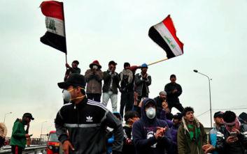 Συγκεντρώσεις στη Βαγδάτη με αίτημα την αποχώρηση των αμερικανικών δυνάμεων