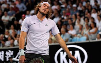 Πρόωρος αποκλεισμός για τον Τσιτσιπά στο Rotterdam Open