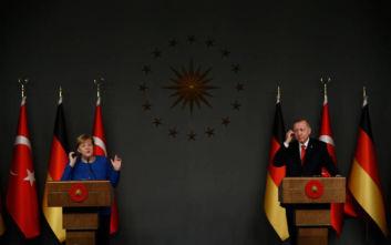 Μέρκελ: Υπάρχουν διαφορές απόψεων με την Ελλάδα και την Κύπρο