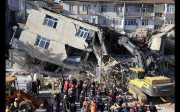 Στους 38 έφτασαν οι νεκροί από τον φονικό σεισμό στην Τουρκία - Ολοκληρώνεται η επιχείρηση διάσωσης