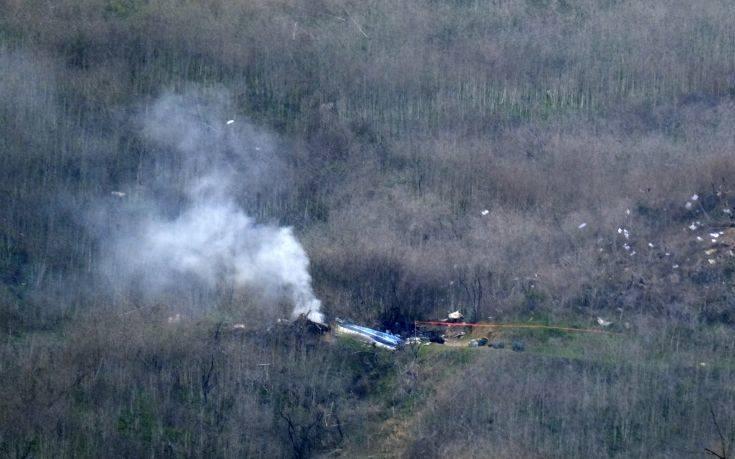 Κόμπι Μπράιντ: Για εννέα μέτρα δεν κατάφερε ο πιλότος να περάσει το ελικόπτερο πάνω από τον λόφο