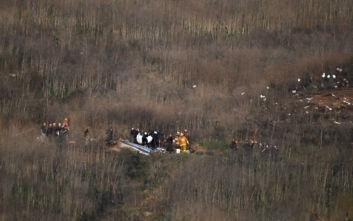 Κόμπι Μπράιαντ: Η άγνωστη συμφωνία με τη γυναίκα του για τις πτήσεις με ελικόπτερο