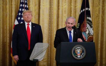Ο Νετανιάχου προτείνει ένα χωριό ως πρωτεύουσα της Παλαιστίνης
