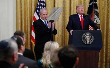 Λευκός Οίκος: Σχέδιο για «αποστρατιωτικοποιημένο» παλαιστινιακό κράτος