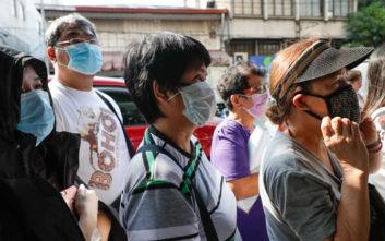 Φιλιππίνες και Ινδία ανακοίνωσαν τα πρώτα κρούσματα κοροναϊού