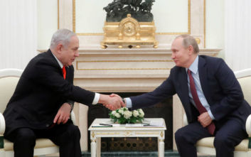 Νετανιαχου σε Πούτιν: Μοναδική ευκαιρία το σχέδιο Τραμπ για τη Μέση Ανατολή