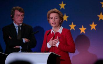 Ούρσουλα Φον Ντερ Λάιεν για επίθεση στη Βιέννη: Θα πολεμήσουμε αδιάκοπα την τρομοκρατία, μαζί