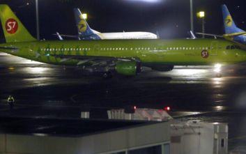 Συνελήφθη η γυναίκα που απειλούσε ότι είχε εκρηκτικά σε αεροσκάφος στη Ρωσία