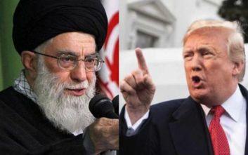 Κόντρα Χαμενεΐ-Τραμπ: «Είσαι κλόουν»–«Πρόσεχε τα λόγια σου»
