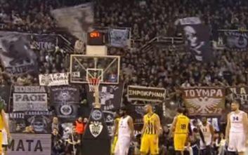 Απαράδεκτο σύνθημα οπαδών του ΠΑΟΚ μετά τον θάνατο του Βούλγαρου στη Θεσσαλονίκη