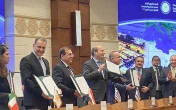 Χατζηδάκης στο East Med Gas Forum: Δεκτή η Τουρκία αν σεβαστεί το διεθνές δίκαιο