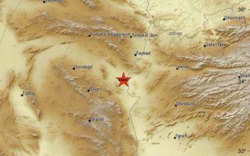 Σεισμός στο Ιράν: Μικρής έκτασης ζημιές στα βορειοανατολικά