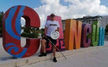 Από την απώλεια όρασης σε ηλικία 45 ετών στις κολυμβητικές διακρίσεις