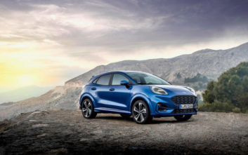 Το νέο Puma εγκαινιάζει την ηλεκτροκίνητη εποχή Ford
